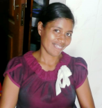 Miss Aida do Santos - Aida's easy smile and gentle nature makes her a joy to work with. She is a Maubara local and works in Likisa Hospital
