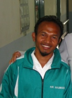 Benedito Araujo - Beni was the dental nurse in Maubisse until 2013. He has now been transferred to Aileiu
