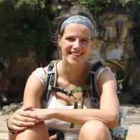 Dr Yvonne Huijser Von Reenen, NT - originally hailing from the Netherlands, but now a Darwin local, Yvonne first joined a team in 2014.