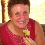 Mrs Eve Shepherd, QLD - Eve joined a team in 2016. Eve is apparently a very difficult for the Timorese to pronounce, and so she quickly became 'Mana Eva', 'Mana' means sister in tetum. Eve a non-vegie eating person in Oz developed a love for vegies in TL!