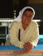 Sr Fatima is the head of the Carmelite community in Bobonaro