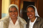 Sr Rosa has been joined by Sr Maria in the clinic at Maubisse