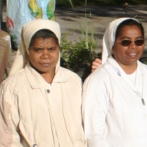 Sr Rosa and Sr Palmira ran the Sister's clinic in Maubisse in 2007