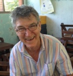 Dr Tony Hunt, WA - Tony first joined a team to TL in 2014