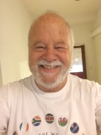 Mr John Darby, NSW - our first volunteer prosthetist, John joined a team in 2018 and proved that men can sterilize just as well as the women!